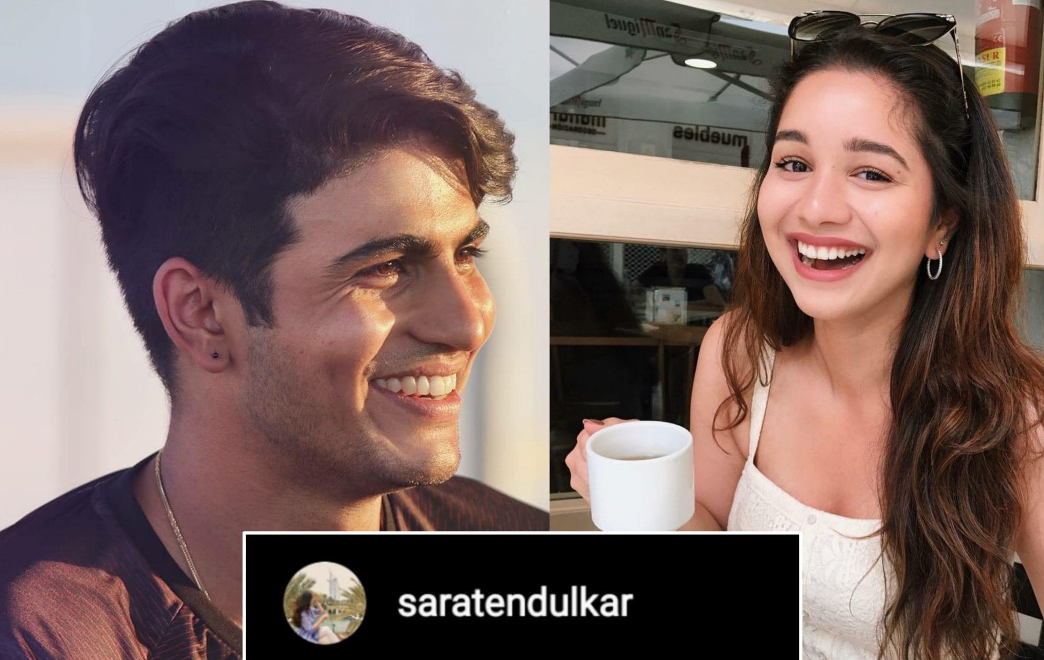 Is Sara Tendulkar dating Shubman Gill?