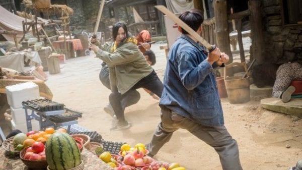 South Korean movie slate movie review