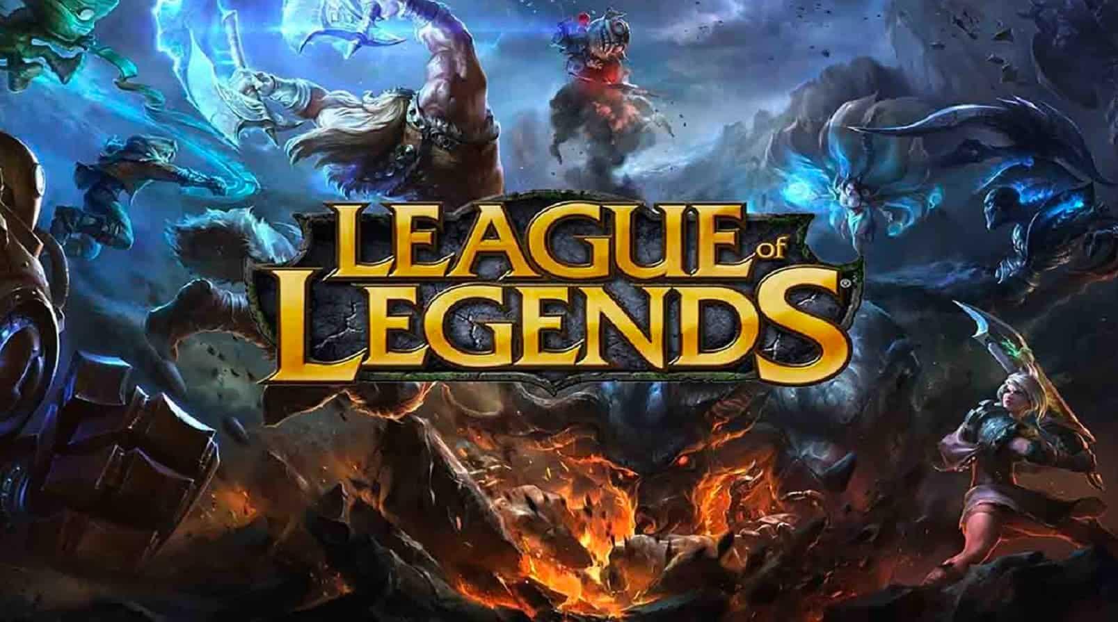 League Of Legends Featured