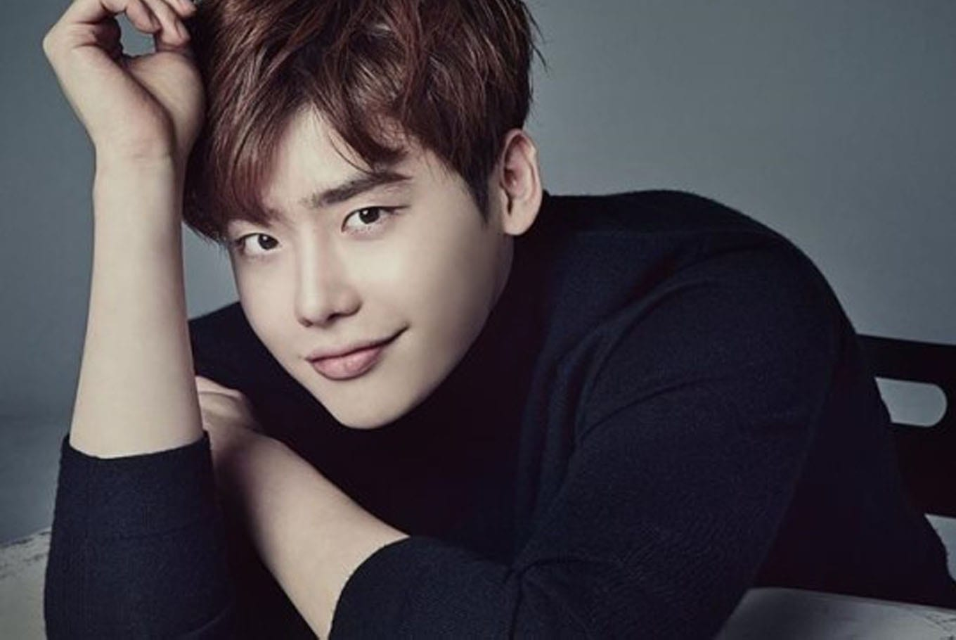 Lee Jong Suk in Big Mouth