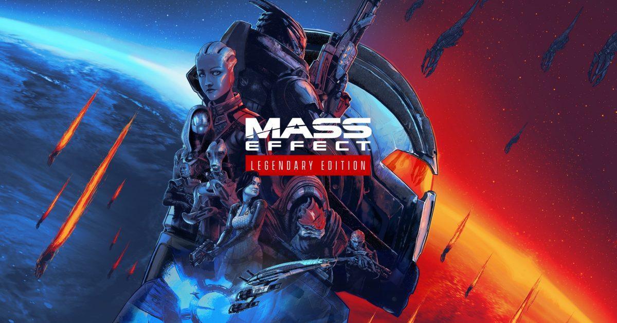 Mass Effect Legendary Edition Poster