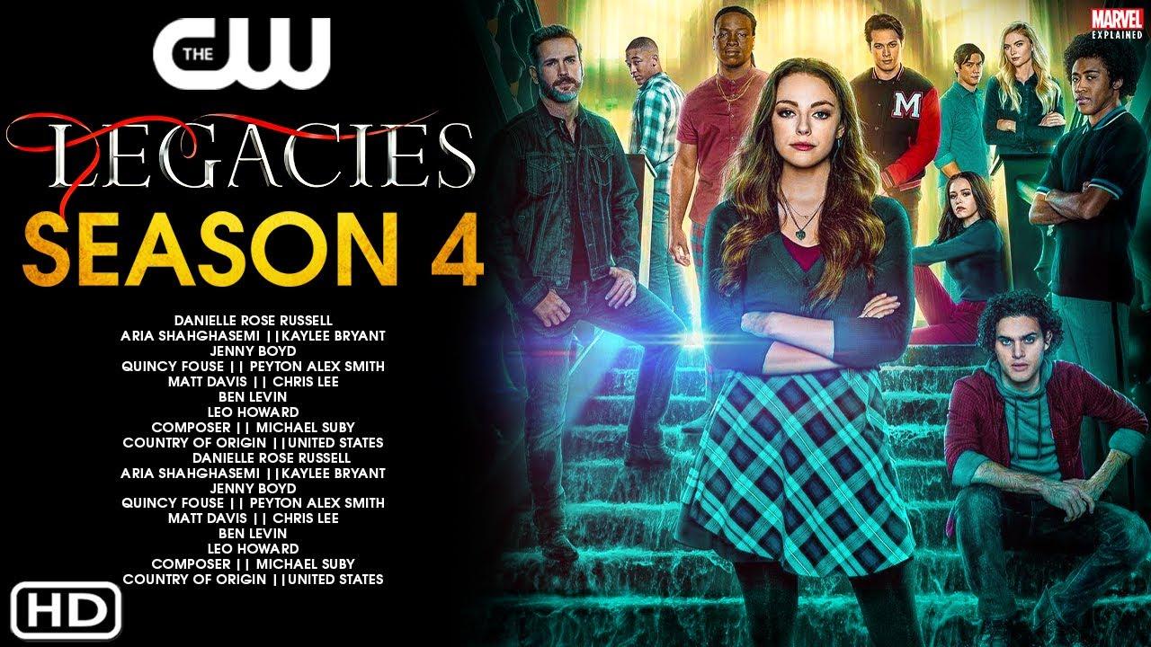 Legacies Season 4 Preview And Recap