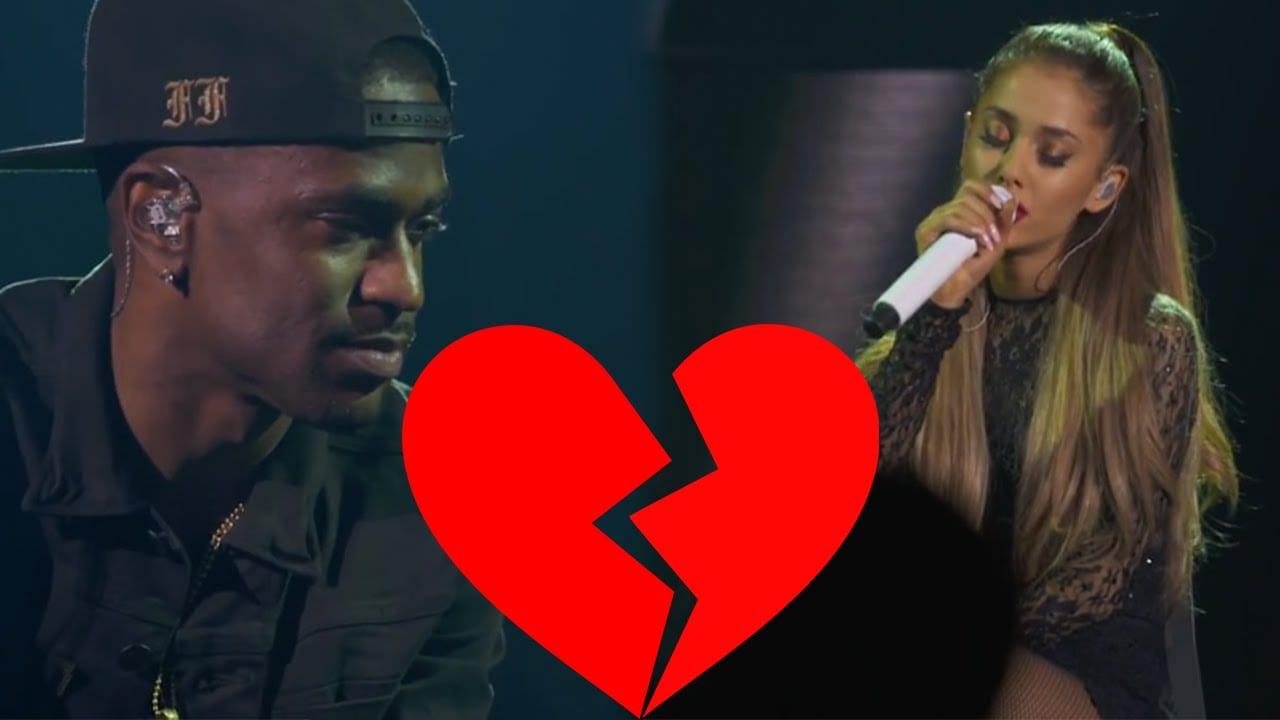 Why Did Big Sean And Ariana Grande Break Up?