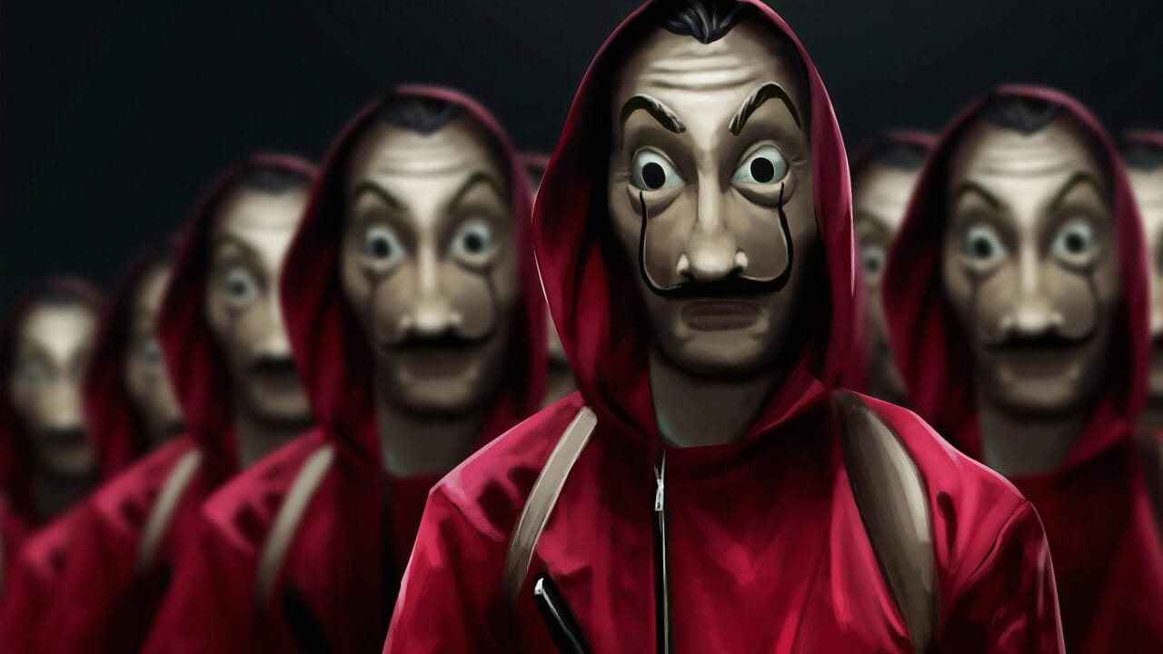 Money Heist season 5 release