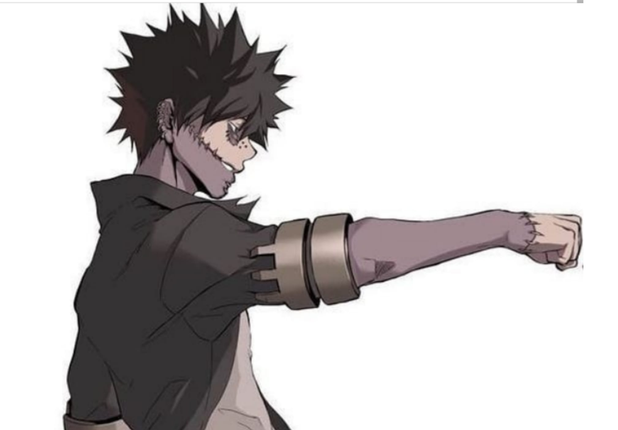 Top ten facts about Dabi