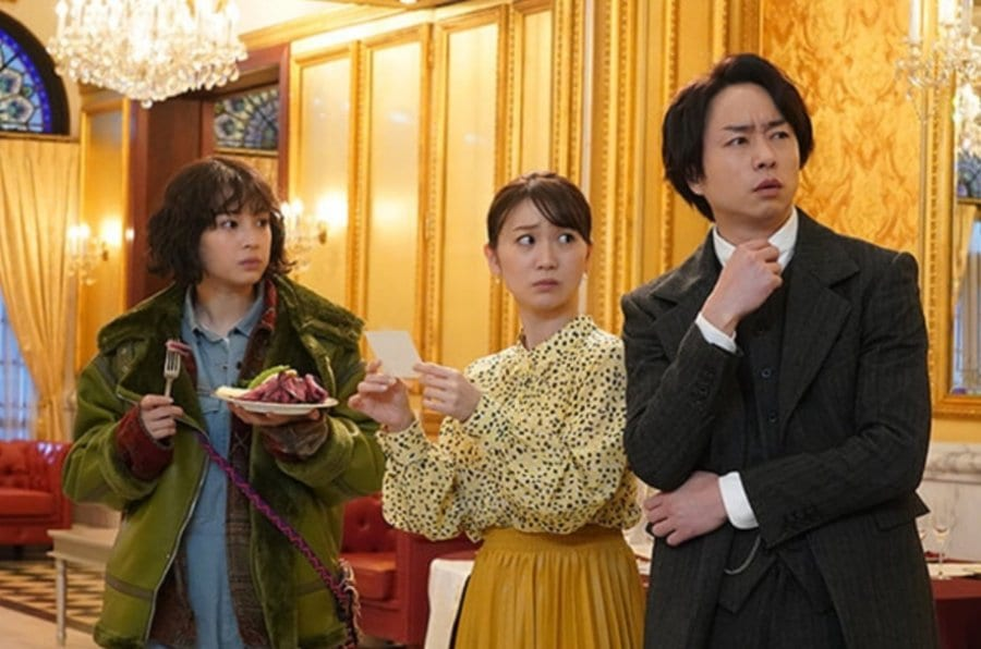 updates on new japanese drama Nemesis