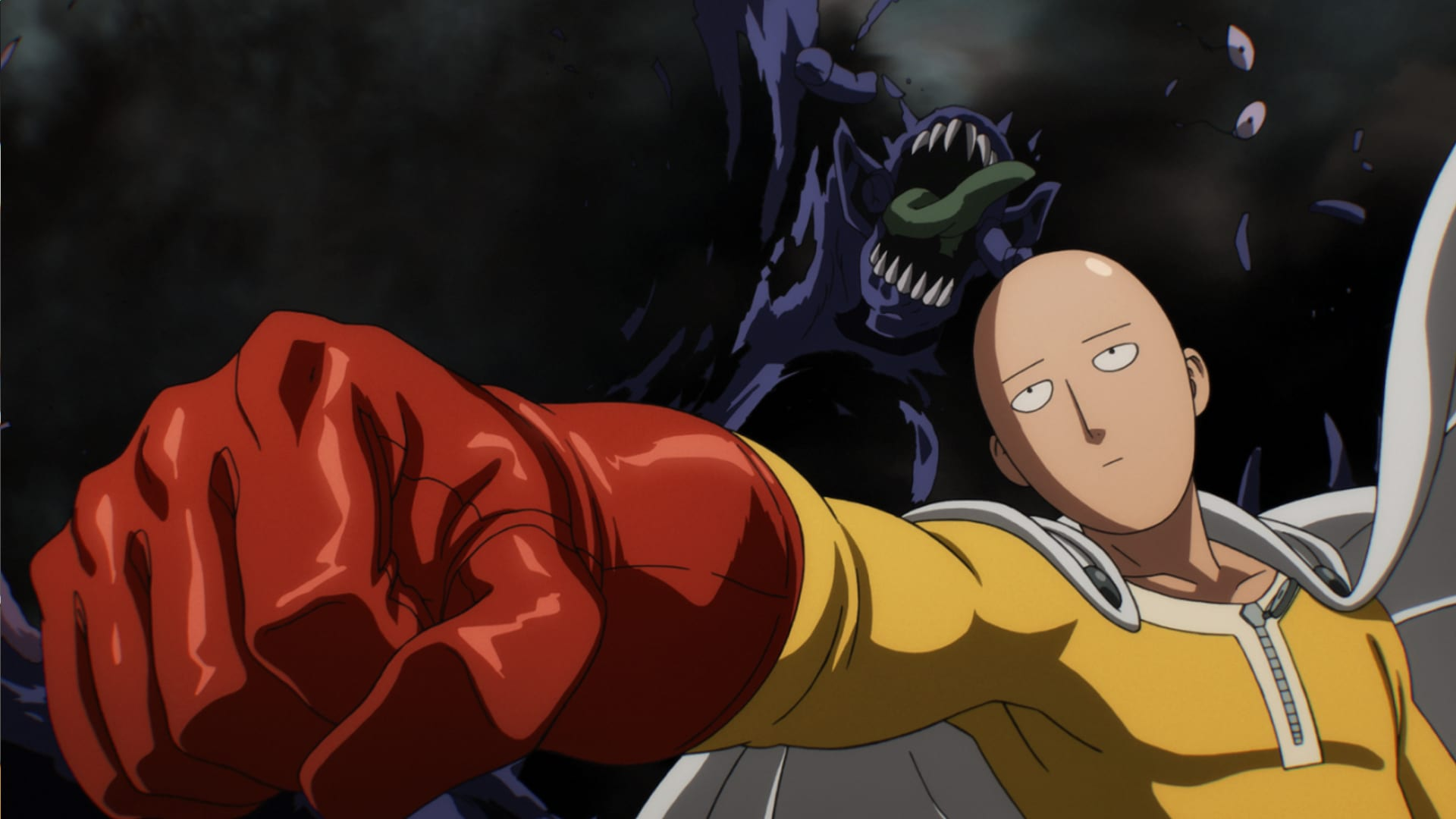 one punch man featured image