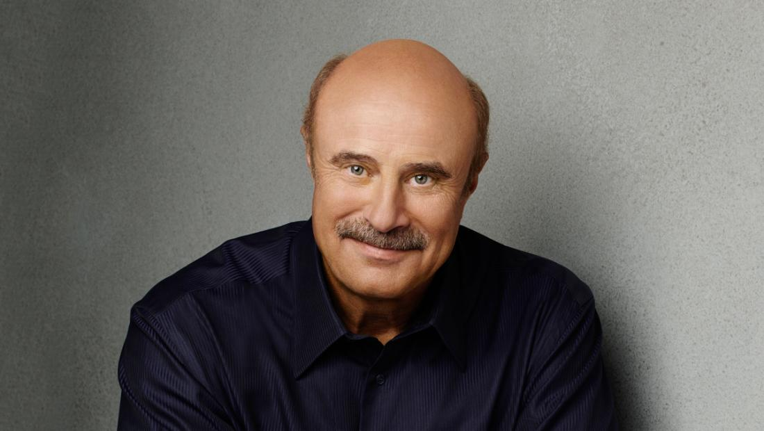 Philip McGraw from the series Dr. Phil