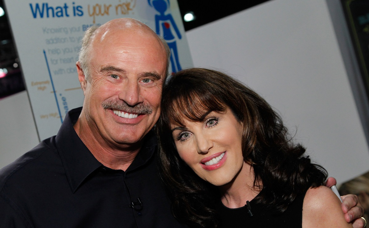 Dr. Phil's wife Robin