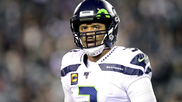 Russel Wilson and Seahawks