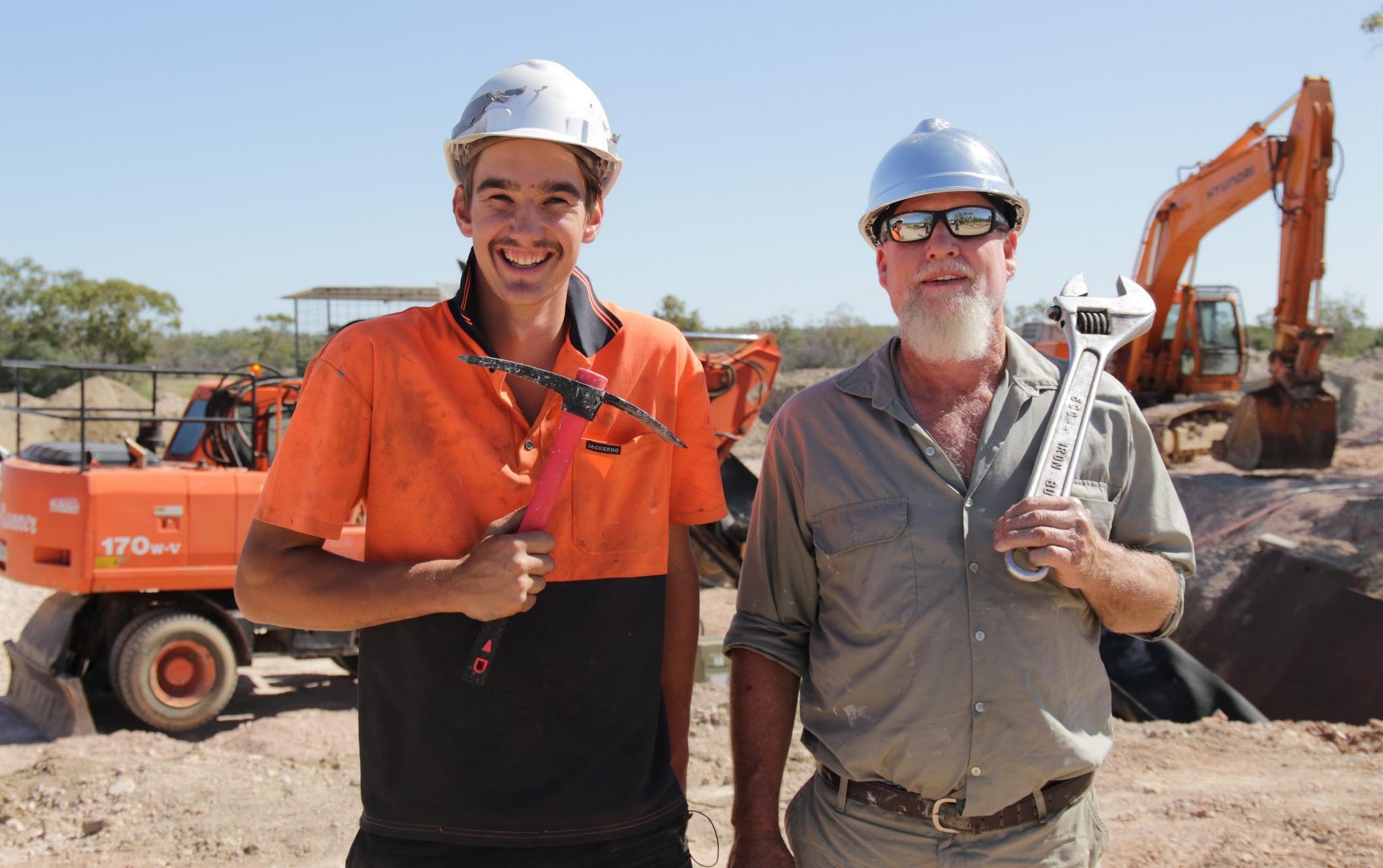Outback Opal Hunters Season 6 Episode 6
