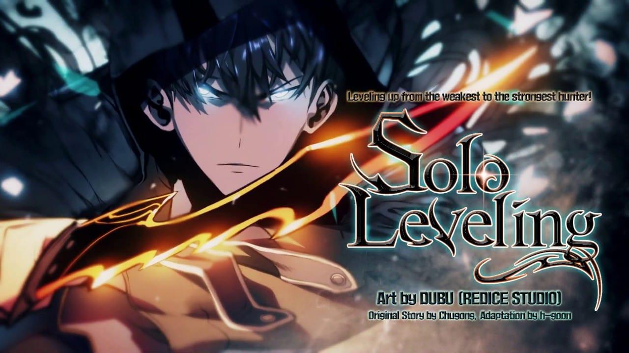 Read Solo Leveling Webtoon