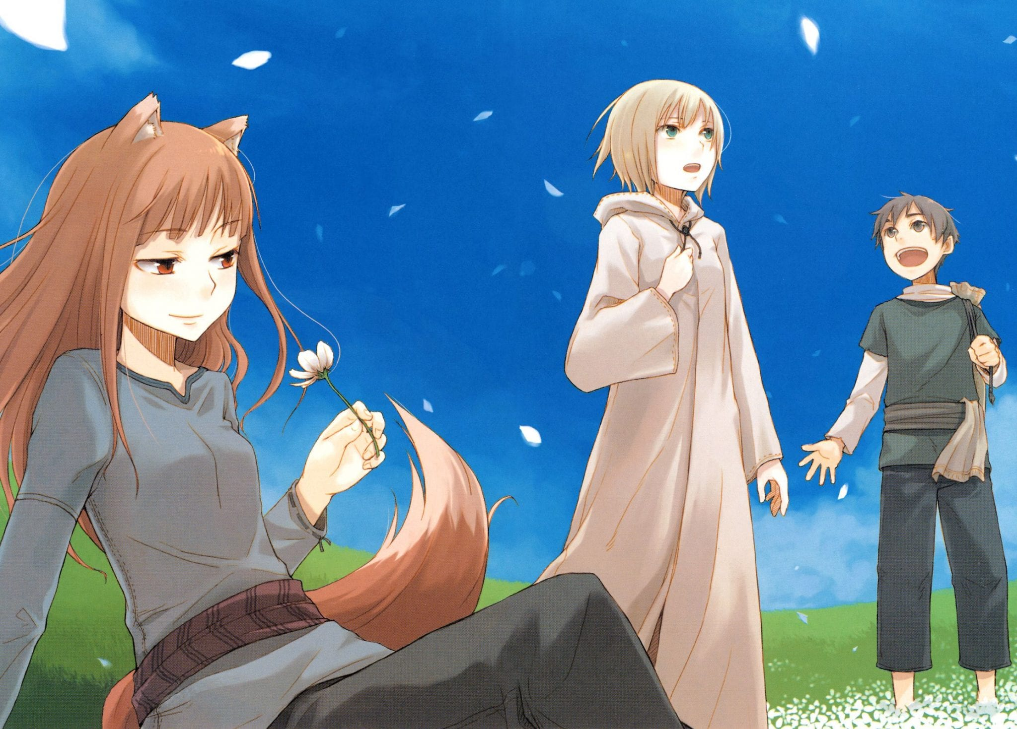 spice and wolf characters