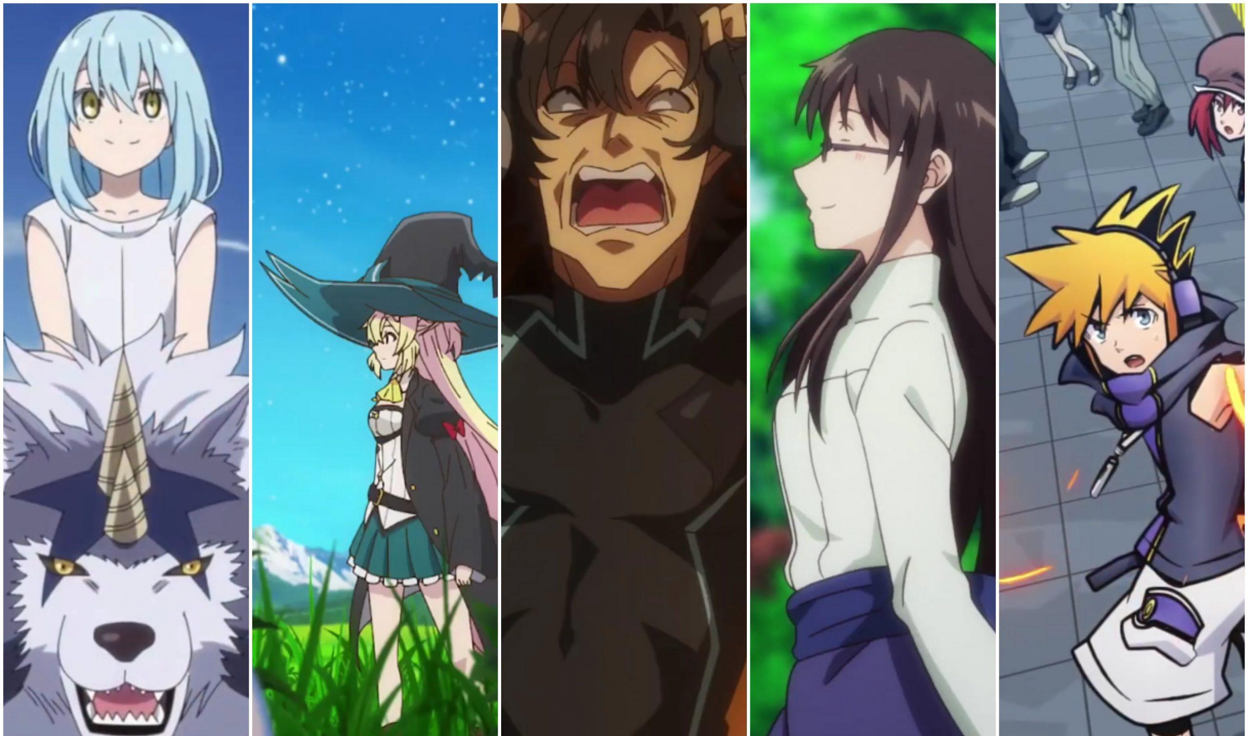 spring 2021 isekai anime