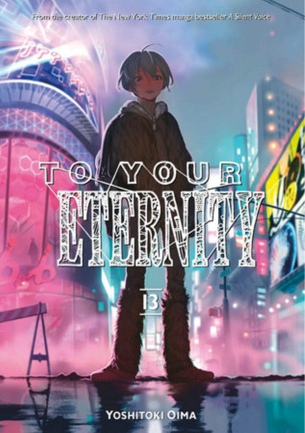 Poster to your eternity