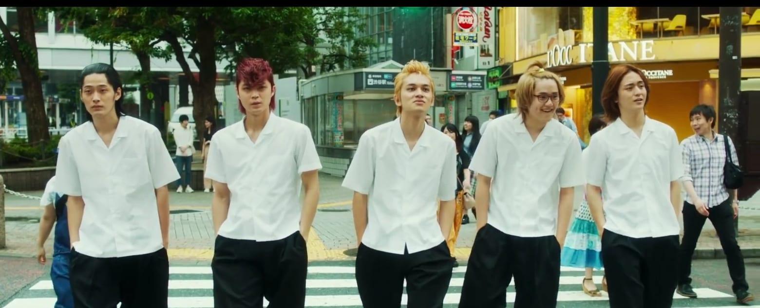 Tokyo Revengers live-action film Release Date