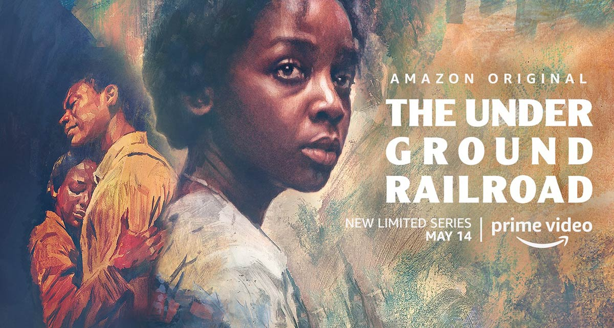 The underground railroad release date