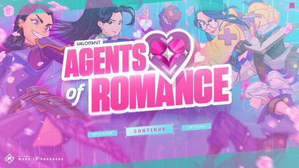 Valorant Agents of Romance