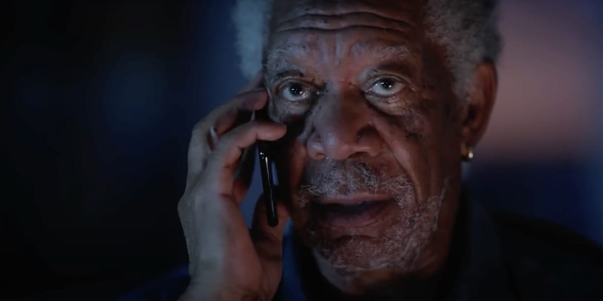 Morgan Freeman Vanquish