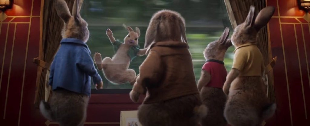 Peter Rabbit 2 : The Runaway - A New Adventure For The Mischievous Rabbit