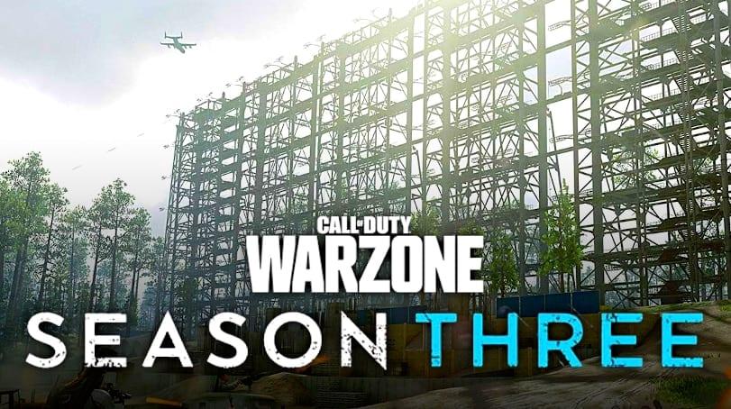 Warzone Season 3 New Map