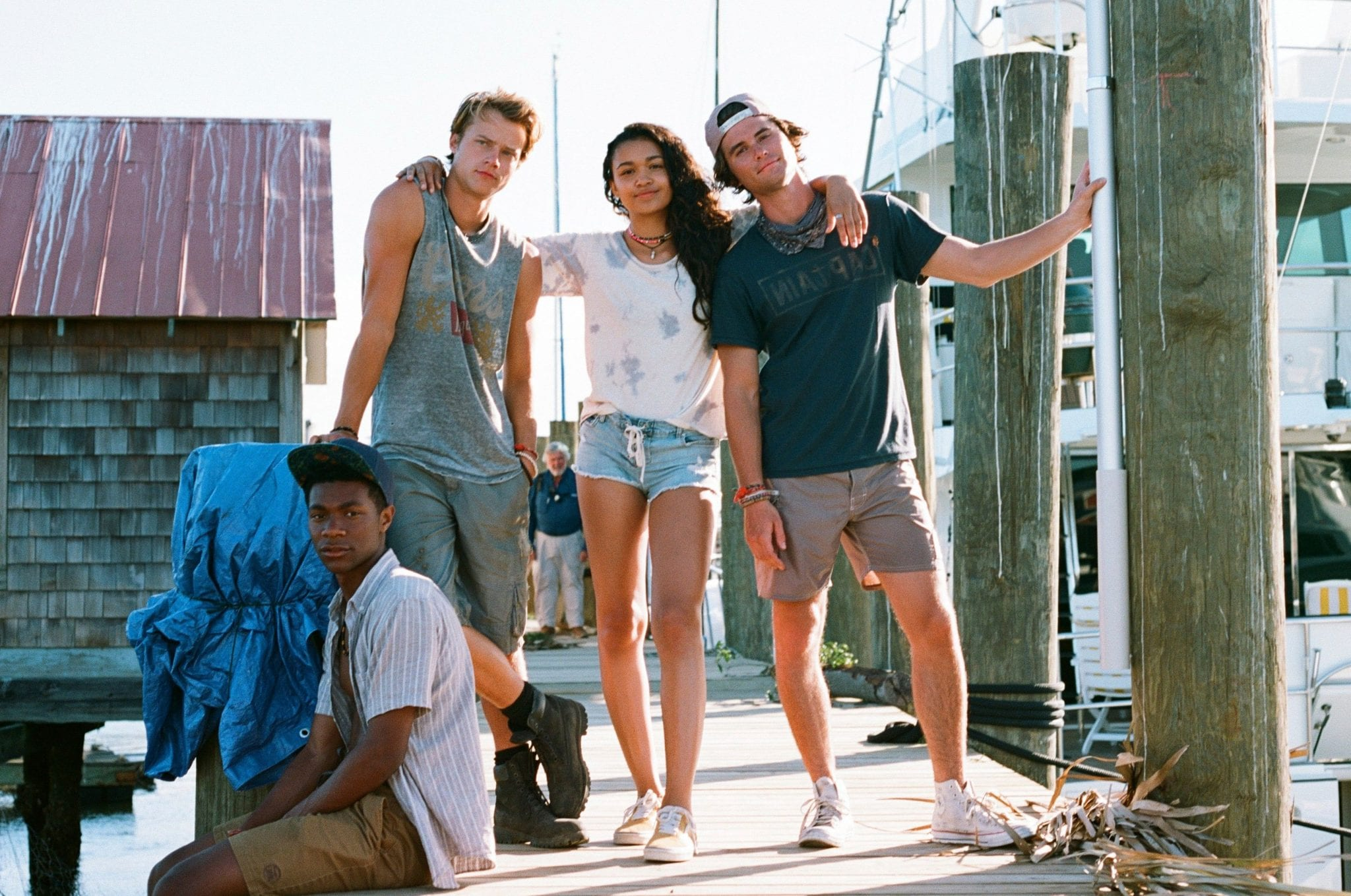Outer Banks Season 2 Filming Location-