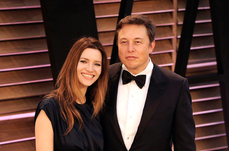 Elon Musk Dating