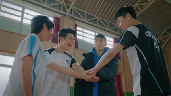 What is the release date of Racket Boys Episode 14