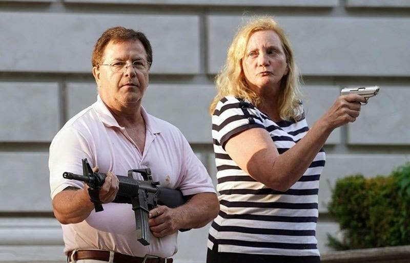 Mark McCloskey Net Worth- The St. Louis Man Who Held Gun At The BLM Protestors