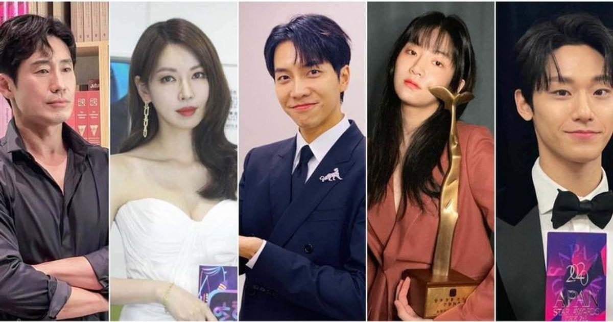 Baeksang Awards 2021 updates
