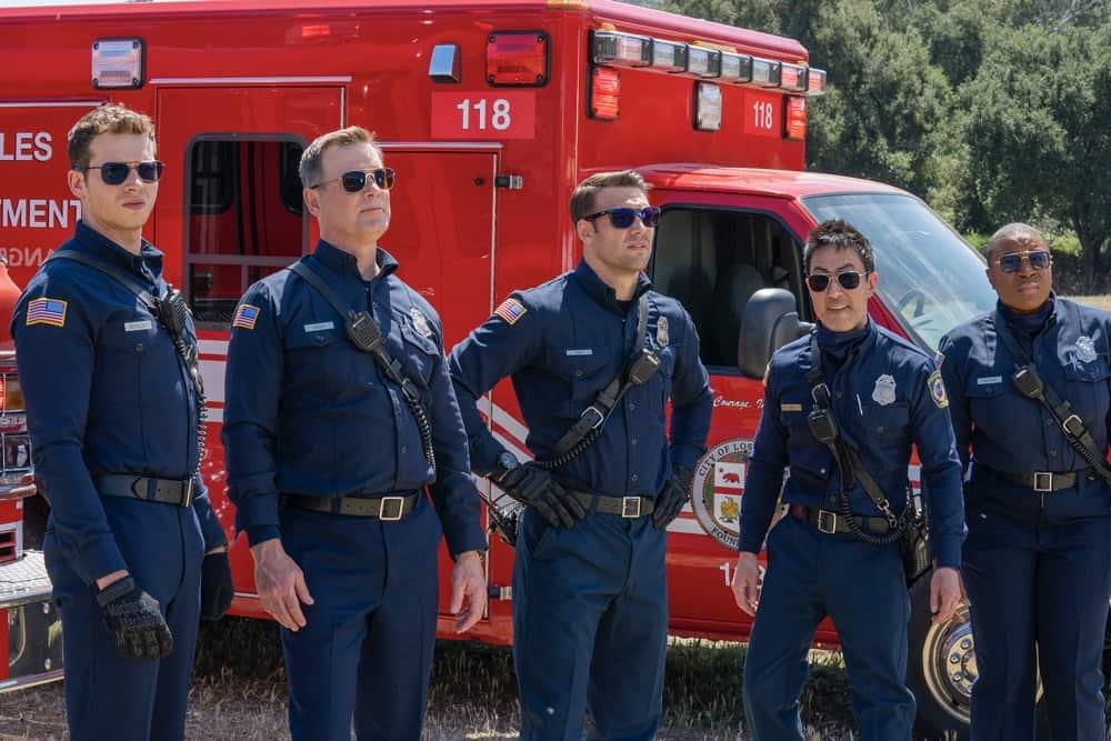 911 season 5 release date