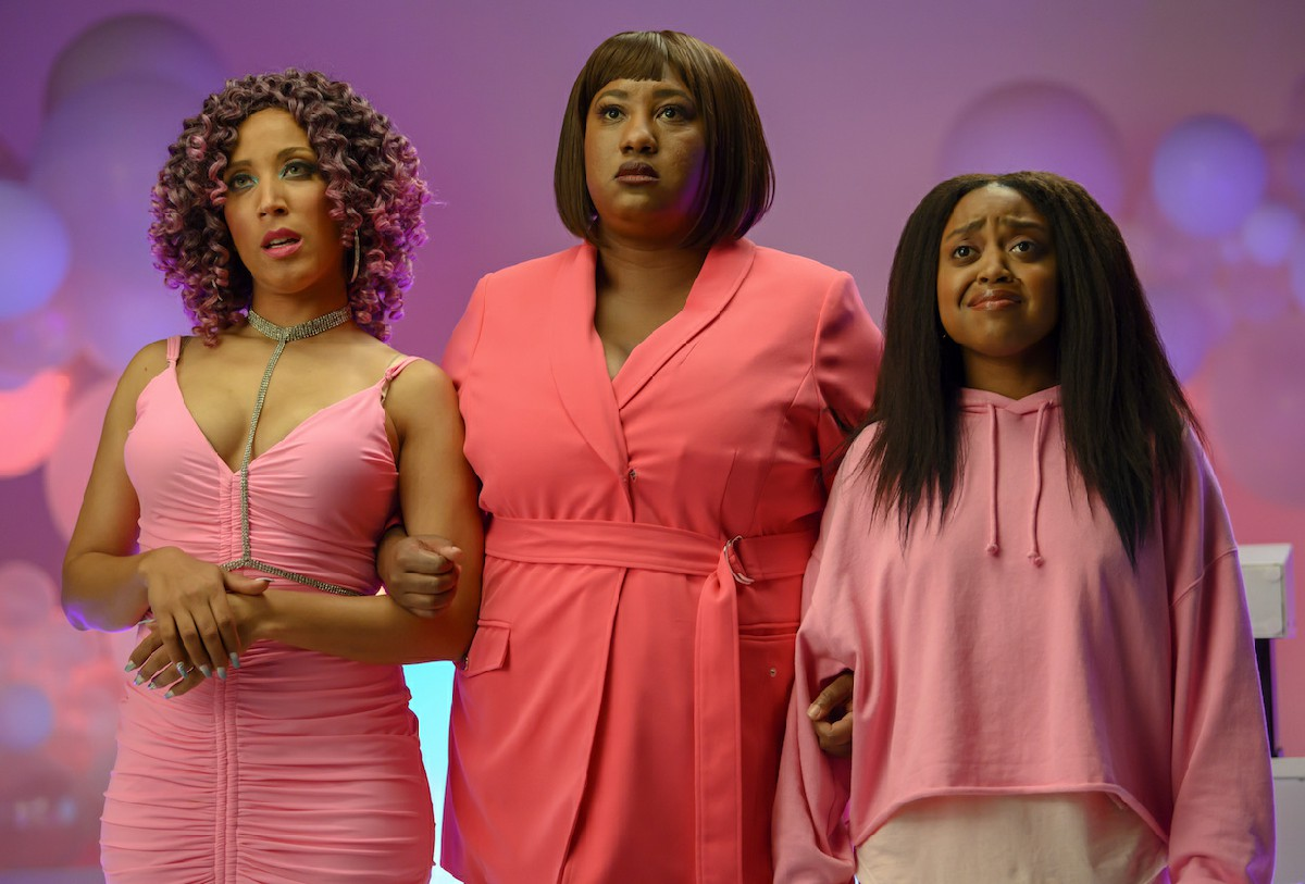 A Black lady Sketch Show Joins HBO Max