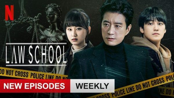 Law School Episode 9 Recap
