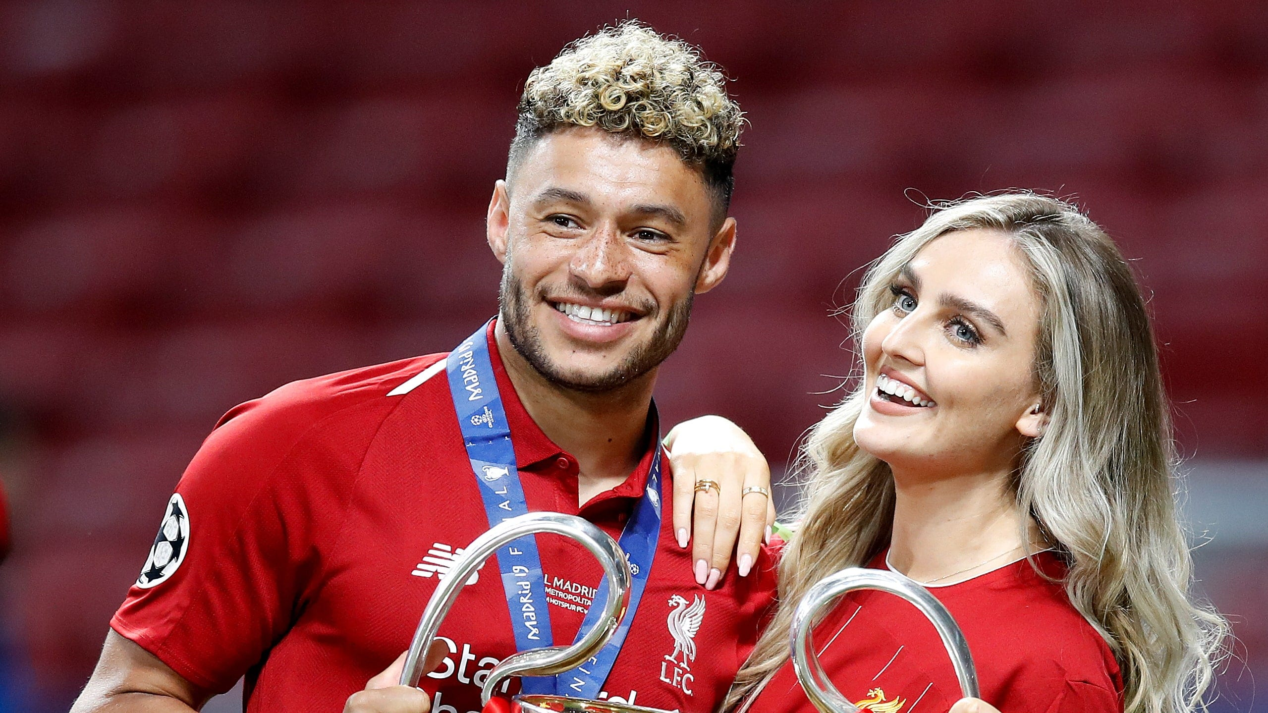 What is Alex oxlade chamberlain