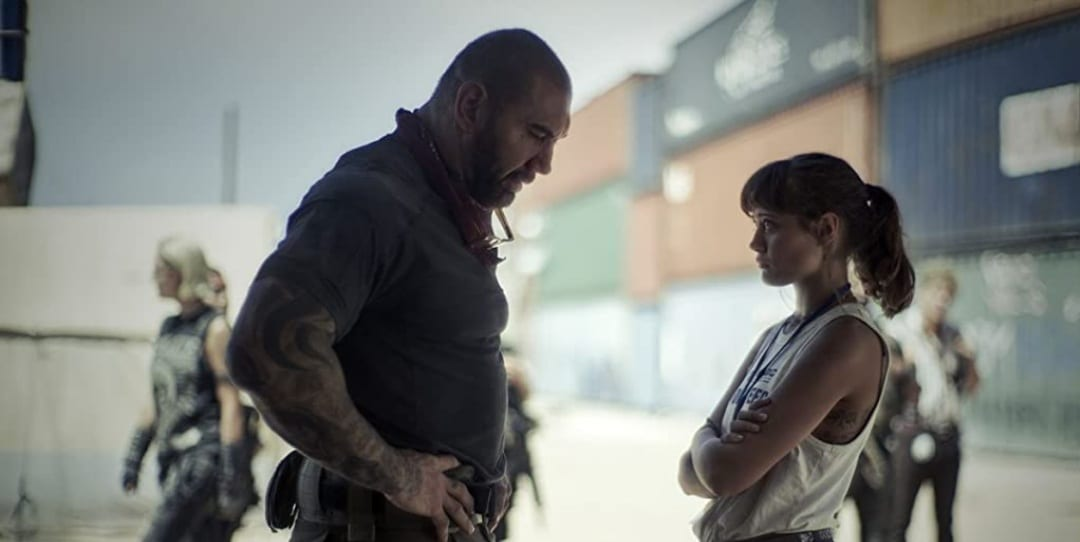 Does Dave Bautista survive in army of the dead