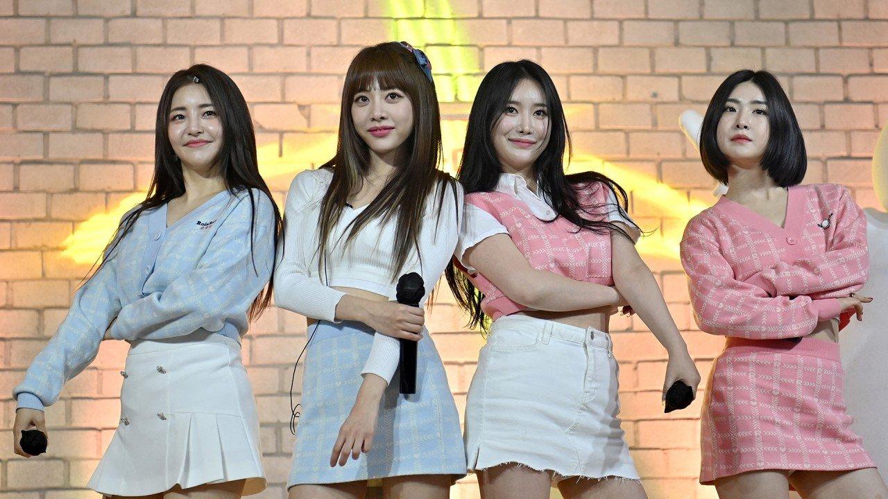 Kpop girl group popularity ranking