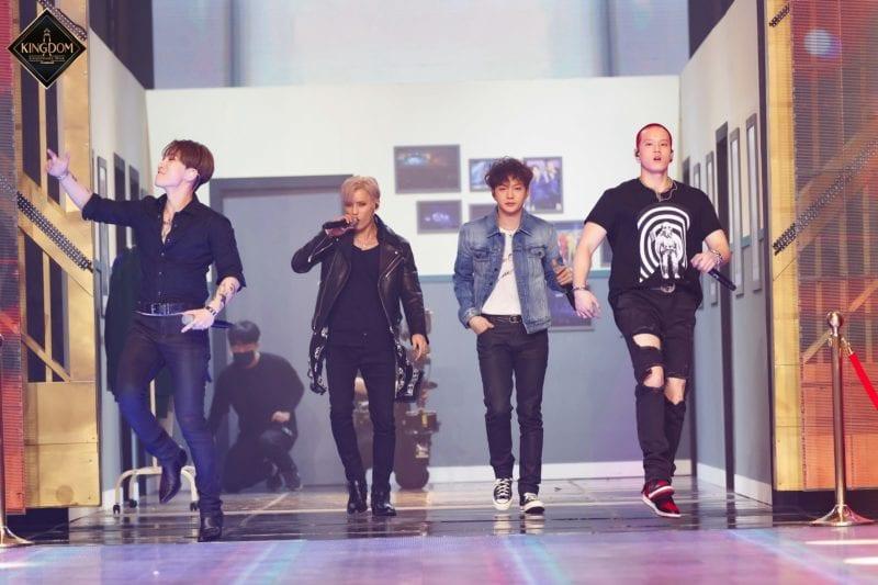 BTOB idol group