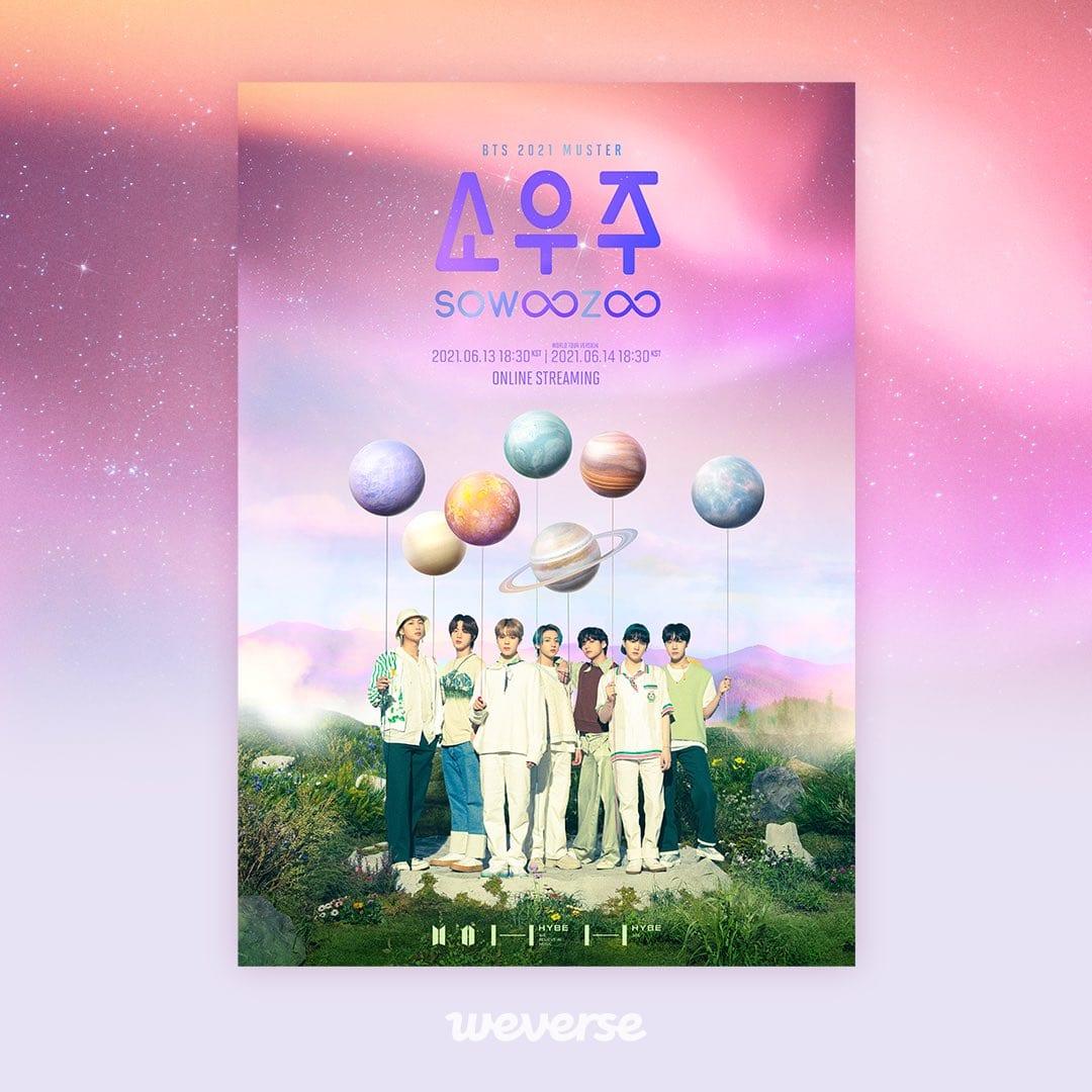 BTS 2021 MUSTER SOWOOZOO Release Date Details