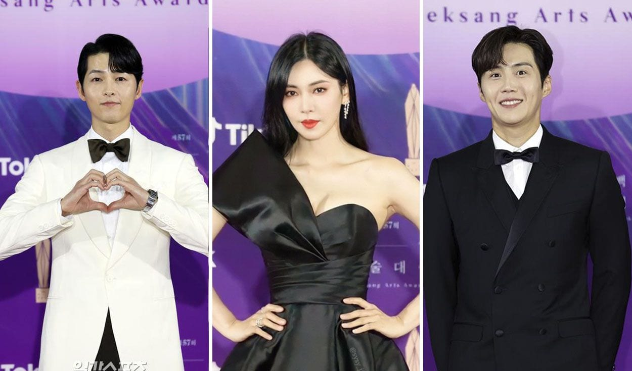 Baeksang Awards 2021 - Here is the complete list of Winners