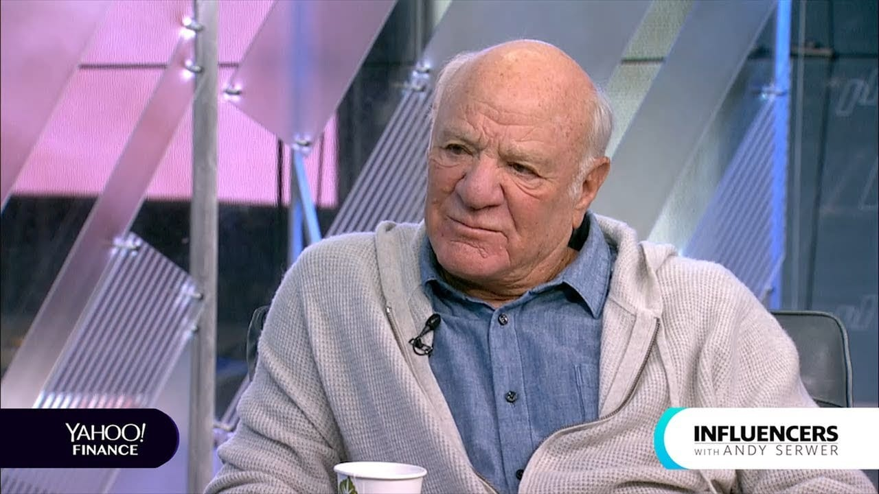 What Is Barry Diller's Net Worth?