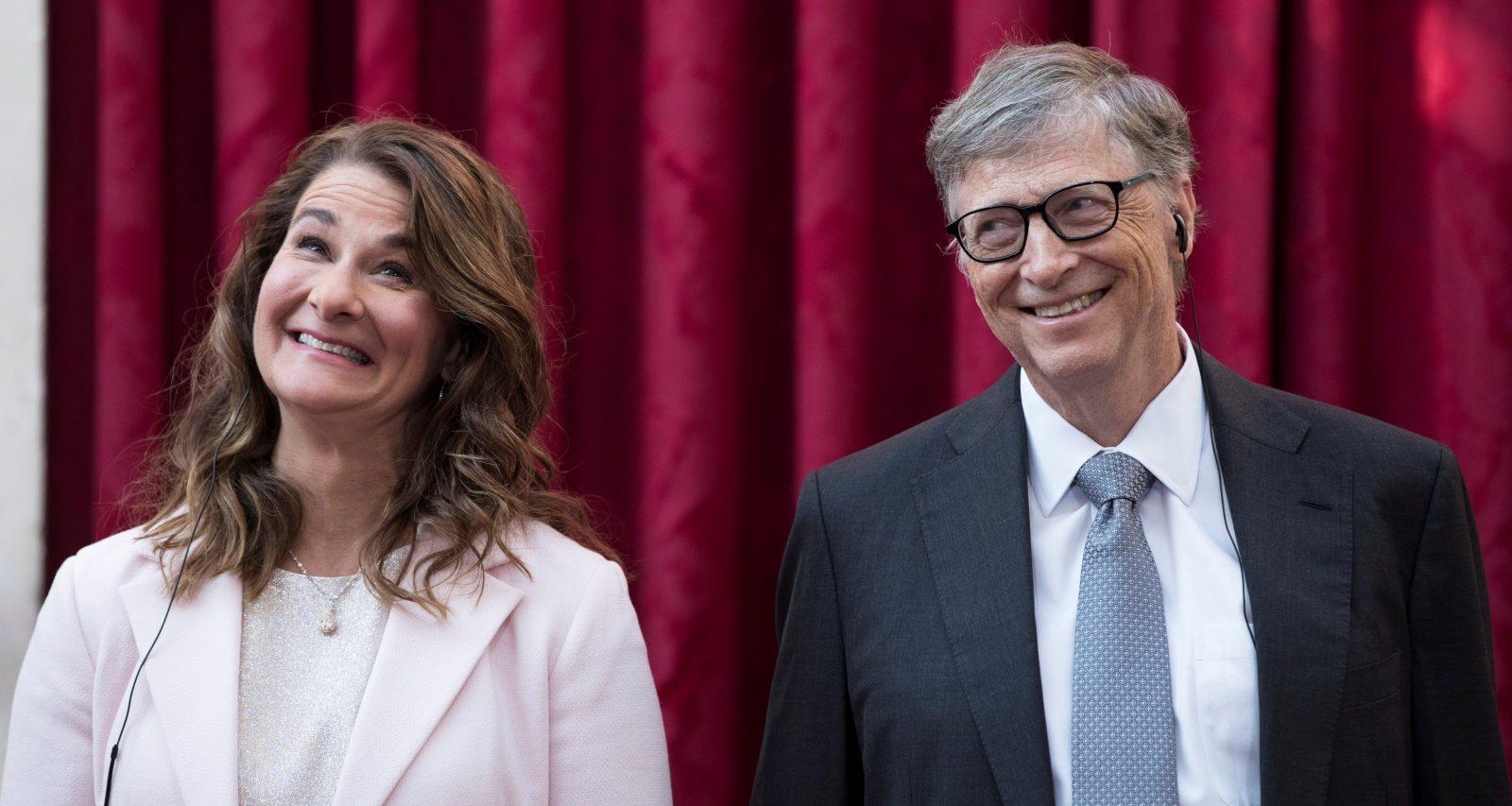 Did Bill Gates Had An Affair?