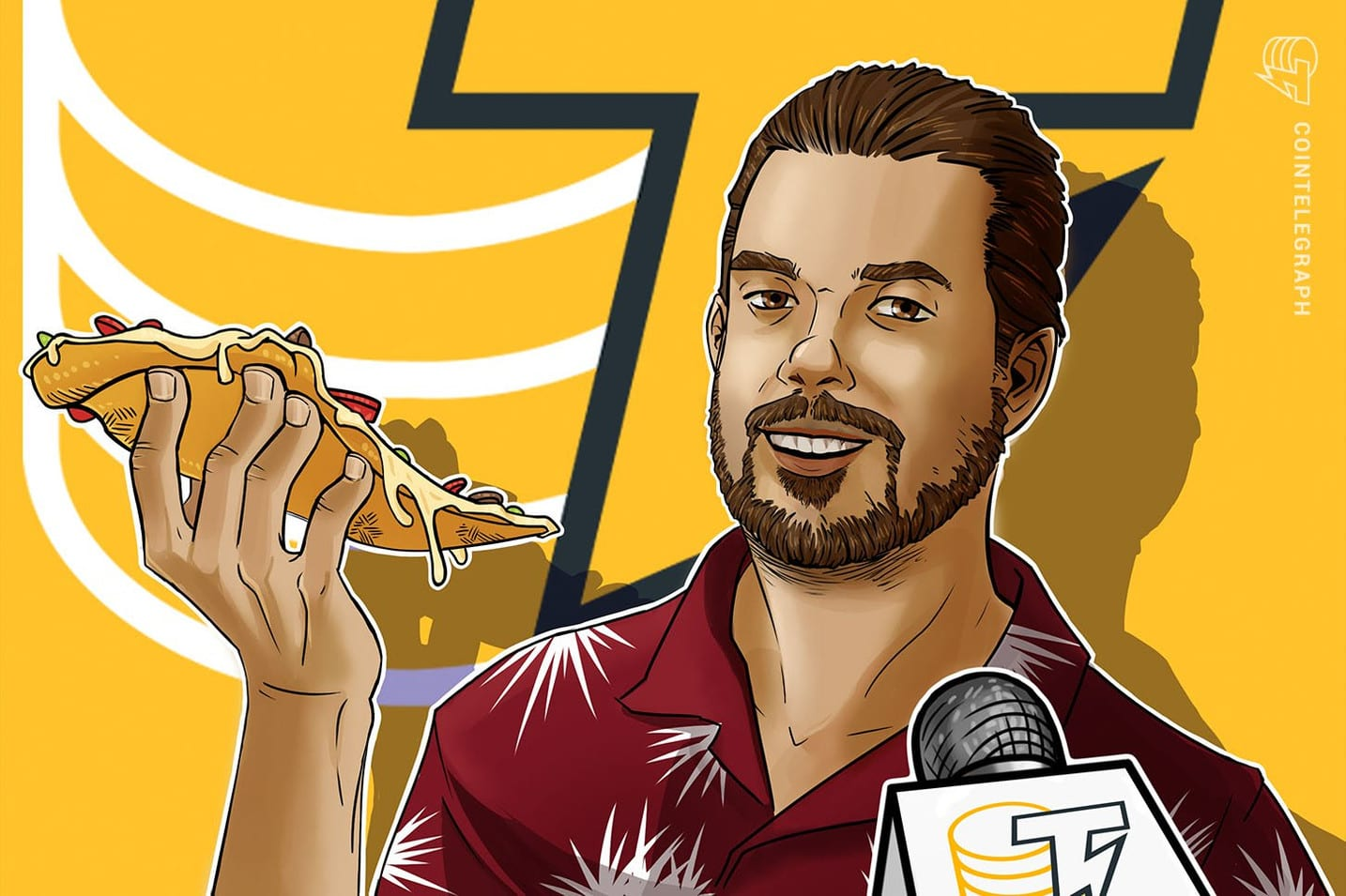 Bitcoin Pizza Guy