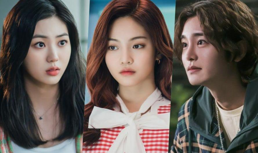 Blue Spring From A Distance stars talk about their characters and more