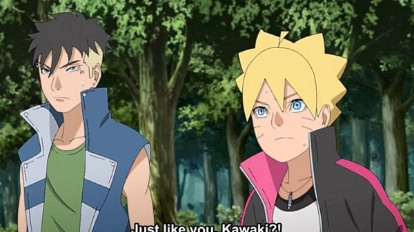 Kawaki and Boruto are starting to get along, and they went together on combat training. Naruto is impressed after perfecting their Karmas during the training. He told them to do the Union Signing, and when they touch each other, Boruto felt the presence of Momoshiki. But he manages to control himself, and Naruto receives a message that an enemy is coming their way. Naruto told Kawaki and Boruto to leave the battlefield, but it was too late. The enemy landed on the ground, and Kawaki reveals that it is Delta. Koji notices that Delta has messed up, and he has discovered something interesting about Boruto. He thinks that he can focus on Boruto instead of the vessel that he came here for. Delta got fed up with waiting and decided to infiltrate Leaf Village. The brawl between Naruto and Delta is about to begin. Naruto wants to single-handedly takedown Delta with no one helping him. He thinks that Delta is alone. He asks Kawaki if Delta is part of the Kara. Kawaki reveals that Delta is one of the high-ups. Previously on Boruto: Naruto Next Generations Episode 198 Delta comments that she knows everything about Naruto Uzumaki. She reveals that he is the leader of the Leaf Shinobi and the Hokage. Delta asks Naruto to move aside, and he is on his way. She also said her business is with that kid behind Naruto. Boruto realizes that Kawaki is not acting normal and realizes that Delta is not the one to mess up with. He wonders how dangerous Delta is, and Naruto steps forward. Naruto replies that Kawaki is his important guest. He told Delta that Kawaki is not allowed to have contact with outsiders. Delta replies that it means she will have to kill Naruto. Naruto told Boruto to stand back and protect Himawari, and Kawaki must stay safe. Delta attacks, and Naruto realizes that her attacks are heavier. But he manages to grab her leg and smashes her with the ground. Delta wonders what kind of guy is this who touches a lady's legs and slams her with the ground. She realizes that Naruto doesn't give a dam when it comes to an enemy; it might be a woman or a man. While she is on the ground, Naruto smacks her with a Rasengan. But he is surprised when she absorbs that Rasengan with her right eye. Boruto asks Kawaki what happened to the Rasengan. Kawaki reveals that Delta has absorbed the Rasengan using her specially-made eyes. Naruto asks Delta if her eyes are Scientific Ninja Tools. Delta winks and attacks Naruto with a steel spear leg that forces Naruto. She complements him that he made a nice dodge. Naruto realizes that it is not Delta's eyes, but her legs are Scientific Ninja Tools. Boruto Naruto Next Generations Delta Vs. Hokage Boruto is stunned that Delta's body is made of Scientific Ninja tools, just like Kawaki. Naruto fuses with Kurama and enters his fighting mode. Delta realizes that Naruto's movements and attacks have improved. But during the battle, she manages to piece a blade through his body. Boruto and Hiwamari got worried that their father will fight with an injured body. Delta thinks she is finished with Naruto since she has stabbed him through the gut. But she is surprised when Naruto Charka rises like flames. She jumps aways and comments that Naruto is a monster just like her. Boruto got furious witnessing his father bleeding, and he wanted to join the battle. But Naruto told him to stay where he is. Delta comments that there is no need to hold back, and she can send both father and the kids to the afterlife. After a long battle, Delta realizes that Naruto was testing her strength. She got furious, but she had no match for Naruto. Delta realizes that he was messing up with her the whole time. Naruto landed a flying knee that sent her flying. She attacks the trio, but Naruto punches her, and the laser Beam hits the mountain. Kawaki protects Hiwamari, and his arm got broken. Boruto: Naruto Next Generations Episode 199 Preview & Release Date Boruto: Naruto Next Generations Episode 199 will release on Sunday, 16 May 2021, at 5:30 PM. You can watch Boruto: Naruto Next Generations online, Crunchyroll, AnimeLab. Also, read Preview: Boruto: Naruto Next Generations Episode 198.