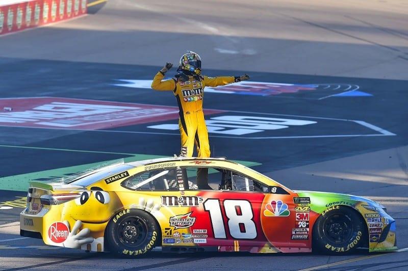 Kyle Busch NASCAR CAreer
