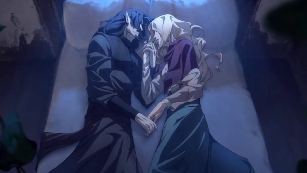 The Final Moments Of Castlevania