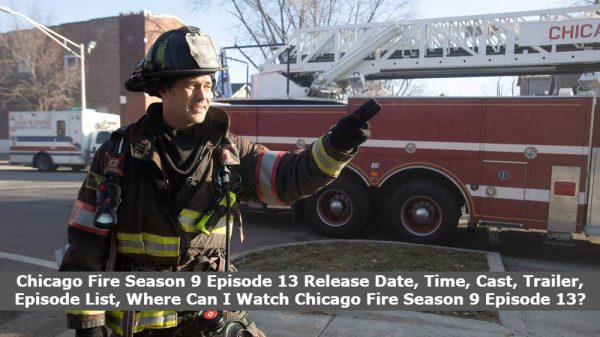 What To Expect From Chicago Fire Season 9 Episode 13?