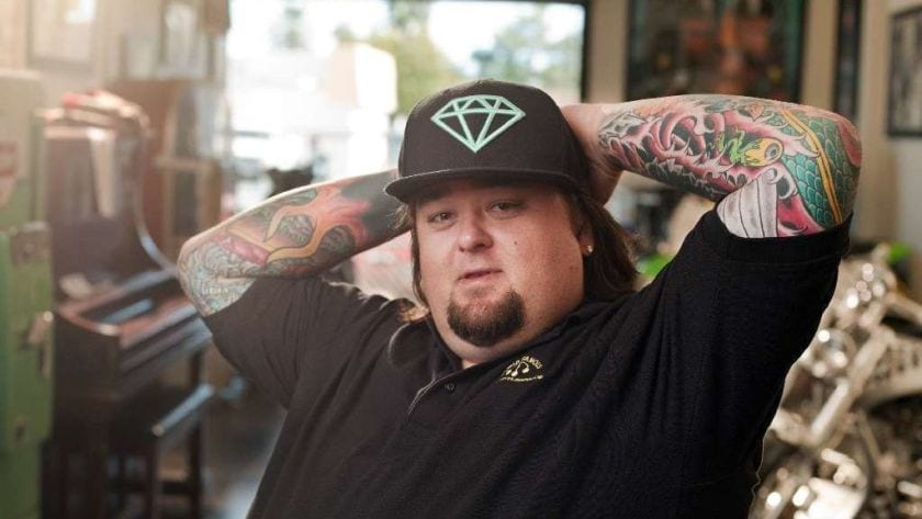Chumlee's Net Worth in 2021