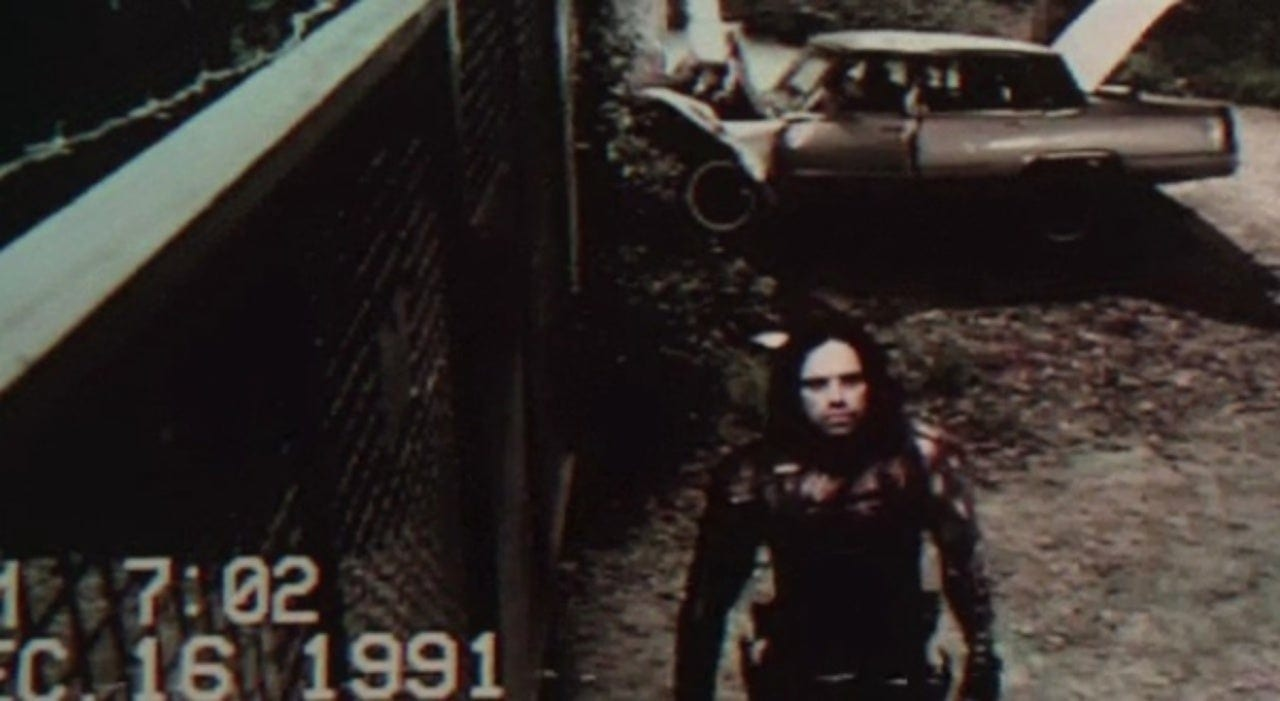 The Winter Soldier Assassinates The Starks