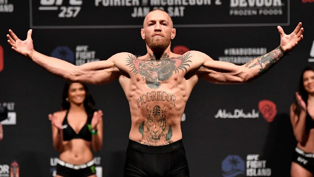 Conor McGregor Early Life and Career